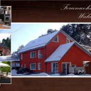 kreITiv übernahm die Entwicklung einer Internetseite für die Ferienwohnung Waldblick in Dresden