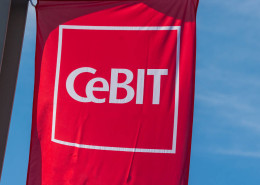 Die CeBIT 2013 in Hannover