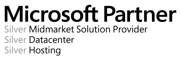 kreITiv-Zertifizierung durch Microsoft in den Bereichen Hosting, Datacenter und Midmarket Solutions