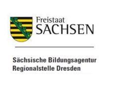 Logo Sächsische Bildungsagentur