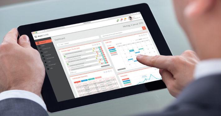 directCOURSE - jederzeit und überall per Smartphone, Tablet oder Desktop