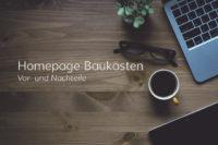 Homepage Baukästen oder doch lieber Content Management System?