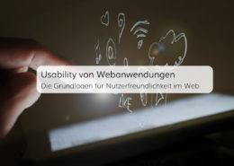Wir beleuchten die Usability von Webanwendungen im kreITiv-Blog
