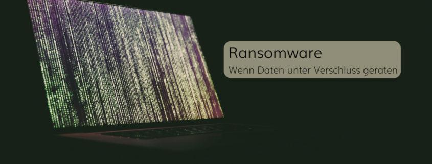 Trojaner, Viren und Ransomware bedrohen Unternehmensdaten