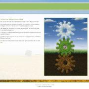 Die Startseite von www.agrarberatung.de