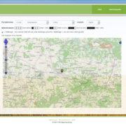 Die Umkreissuche auf www.agrarberatung.de