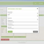 Das Verwaltungssystem auf www.agrarberatung.de