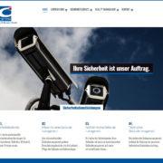 Die Startseite von www.ceta-security.de