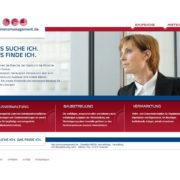 Die Webseite von das-immomanagement.de