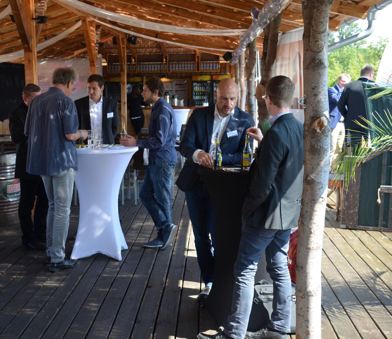 kreITiv Sommerevent 2016 Gesprächsrunden
