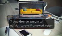 Webseiten und Web-Apps mit dem Laravel Framework