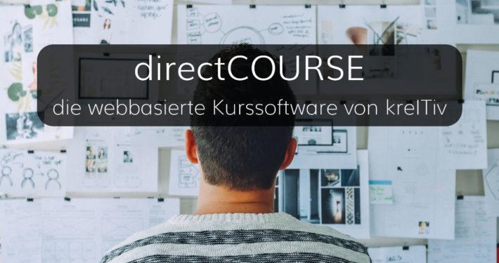 directCOURSE, wie Kurssoftware in der Cloud