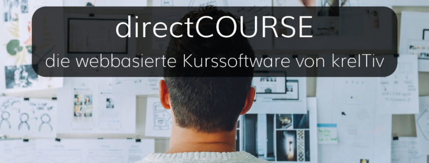 directCOURSE, wie Kurssoftware in der Cloud