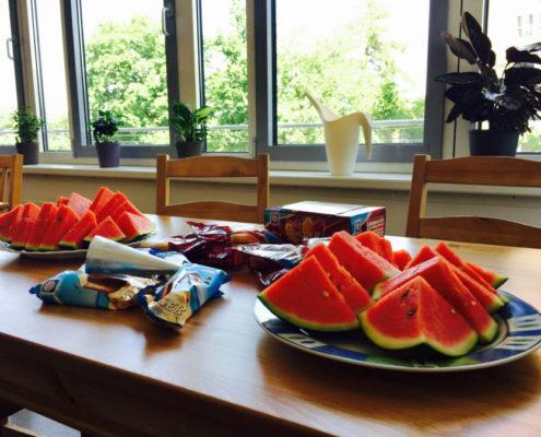 Summertime im kreITiv-Büro
