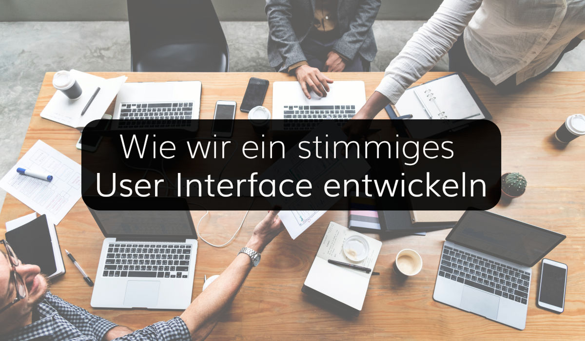 Storybook zur interaktiven Softwareentwicklung