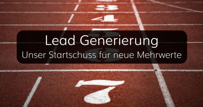 Von der Generierung neuer Leads an schaffen wir für unsere Kunden Mehrwerte