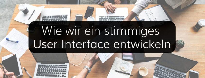 Wie wir bei der kreITiv ein stimmiges User Interface entwickeln