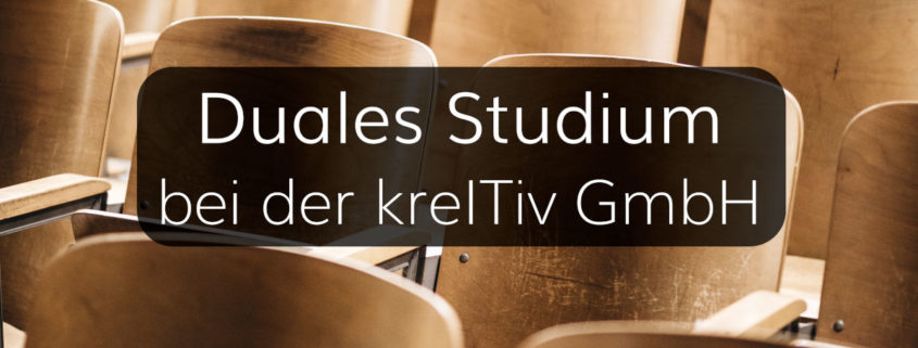 duales studium an der ba dresden und bei der kreitiv gmbh. Black Bedroom Furniture Sets. Home Design Ideas