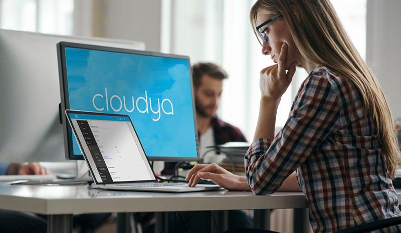 Cloudya ersetzt die klassische Telefonanlage von Unternehmen