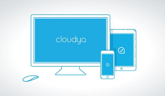 Moderne Cloud-Telefonie am Arbeitsplatz, auf Desktop und Mobilgeräten